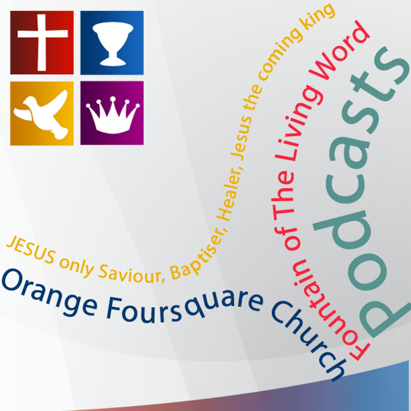 Orange Foursquare Church NJ Sermons